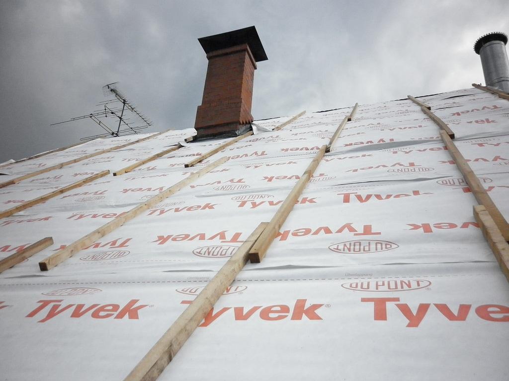 Шифера замена ремонт крыши