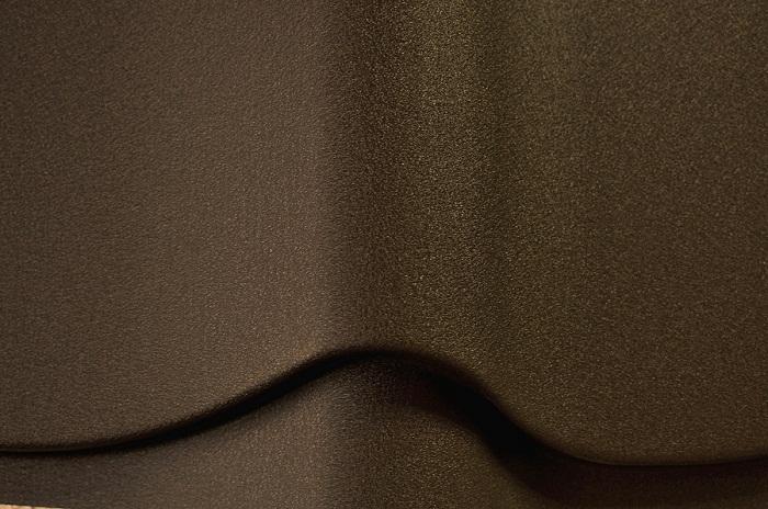 Матовый коричневый (8017)